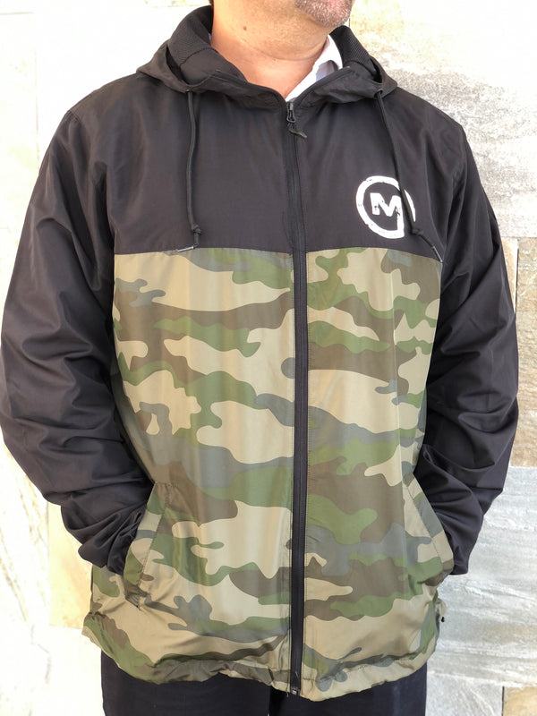 Mariners |  Men's Camouflage Jacket