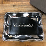 Engraved Tray | Celebrate!