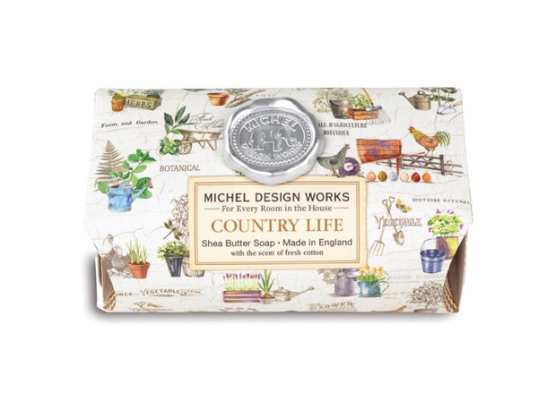 Michel | Country Life Bar Soap
