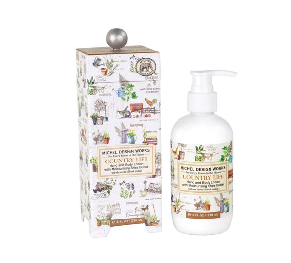 Michel | Country Life Hand and Body Lotion