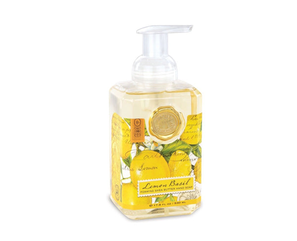 Michel | Lemon Basil Foaming Hand Soap
