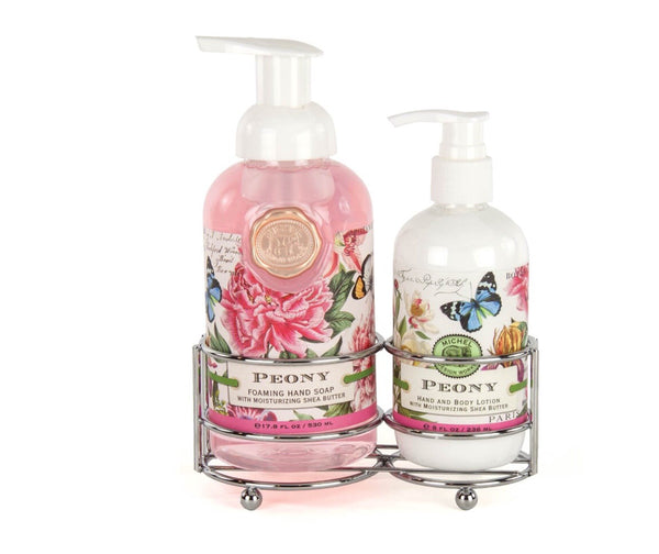 Michel | Peony Hand Care Caddy