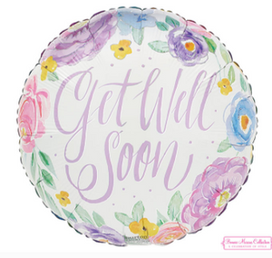 Get Well Soon Floral Inspirations