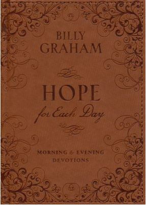 Hope for Each Day - Morning and Evening Devotions