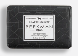 DAVESFORTH GOAT MILK SOAP 9 oz