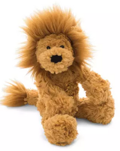 Squiggle Lion (Items sold separately)