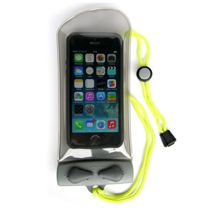 CASE AQUAPAC 108 WATERPROOF YOUR PHONE (IPHONE 5 & GPS)