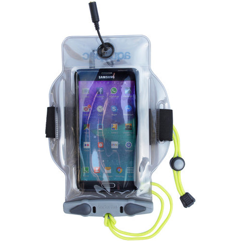 CASE AQUAPAC WATERPROOF SUMERGIBLE YOUR PHONE (IPHONE 6 PLUS GALAXY NOTE)