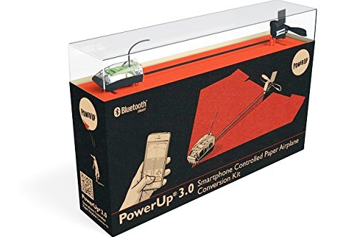 Power UP 3.0 - PAPER AIRPLANE