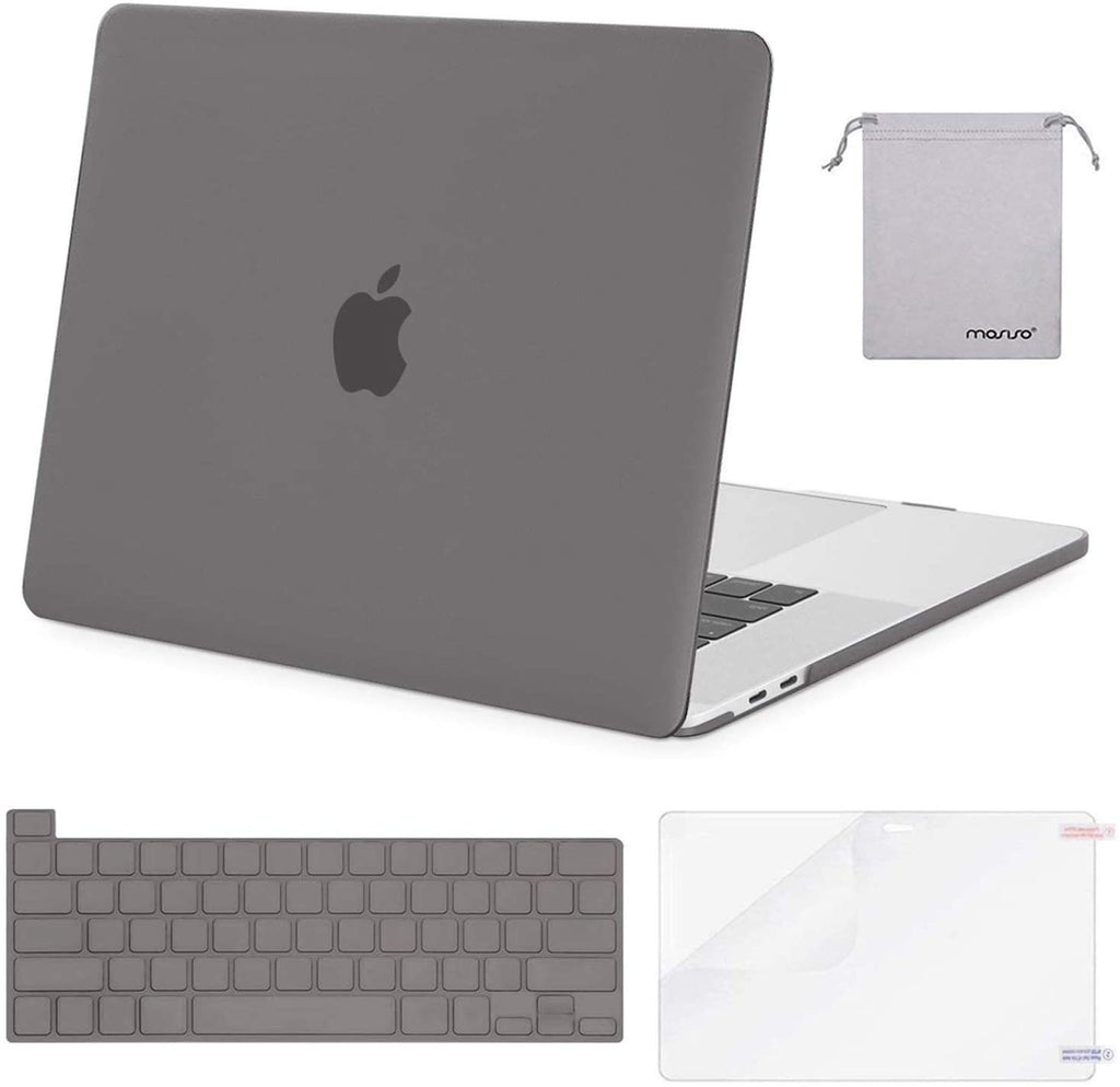 "MOSISO - Case para Macbook Pro 16"" 2019 - Gris"