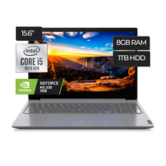 Lenovo V15-IILL 15.6in Core i5 1035 8GB 1TB FreeDos