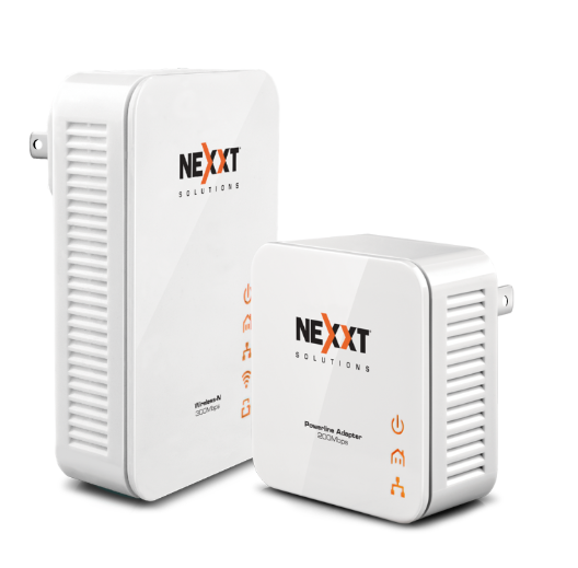 Extensor de Red Powerline Wireless 300Mbps - Sparx201-W