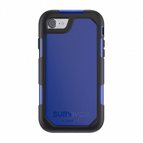 Griffin - Survivor Summit para iPhone 7 (Negro y Azul)