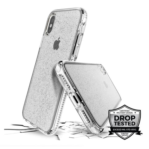 Prodigee - Case Super Star para iPhone X (Blanco)