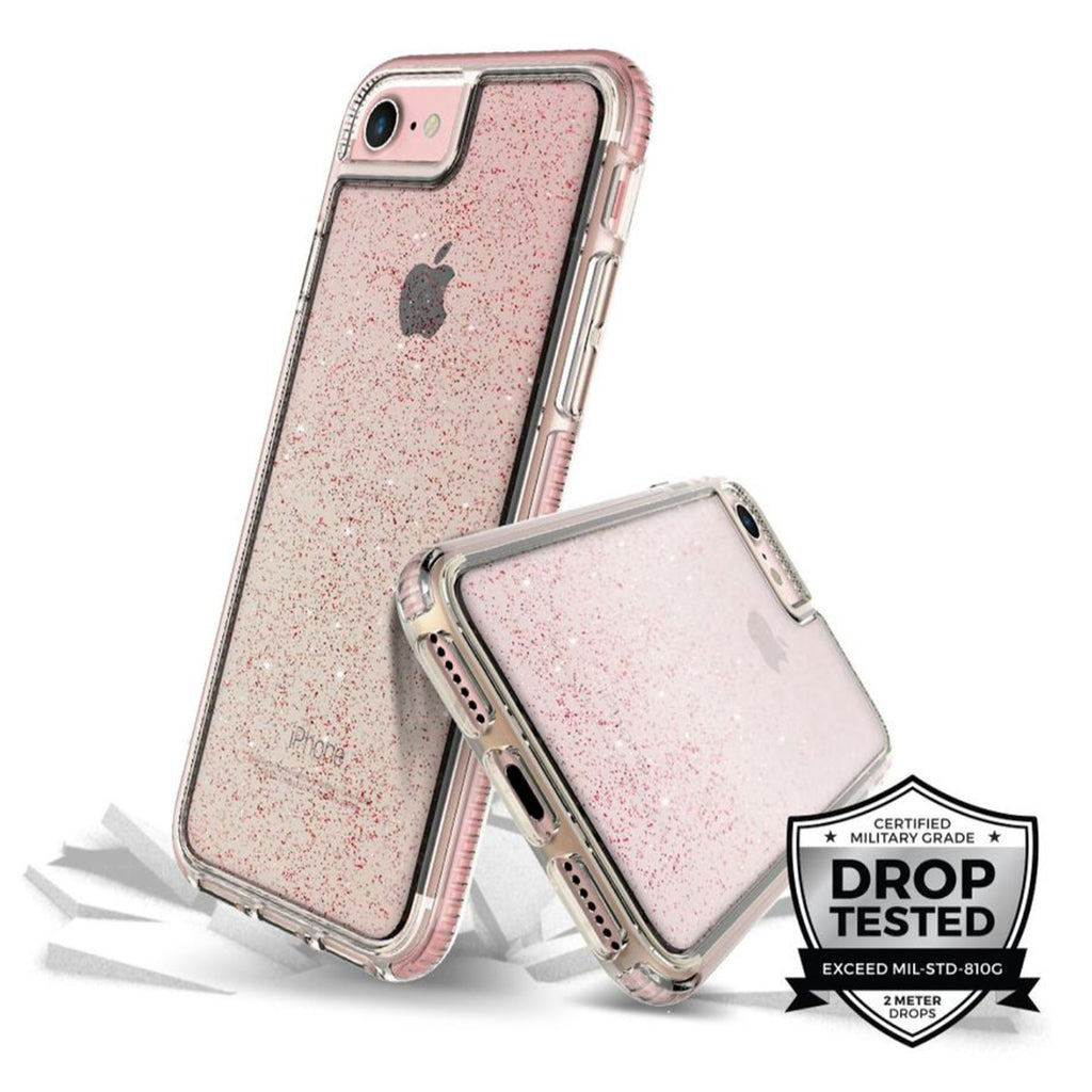 Prodigee - Case Super Star para iPhone 7/8 (Rose)