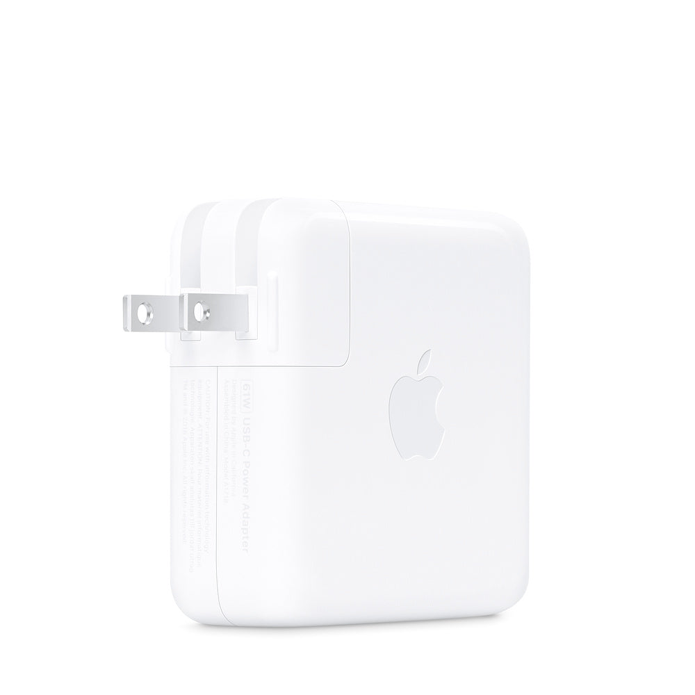 Adaptador de corriente USB-C de 61 W de Apple