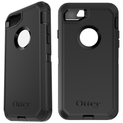 Case Otterbox Commuter Series funda para iPhone 7 -  Black