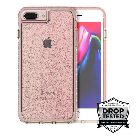 Prodigee - Case Super Star para iPhone 7/8 Plus (Rose)