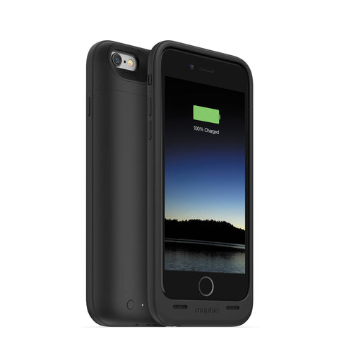 Mophie Juice Pack Air Black - Case con Cargador Inalámbrico para iPhone 7/8