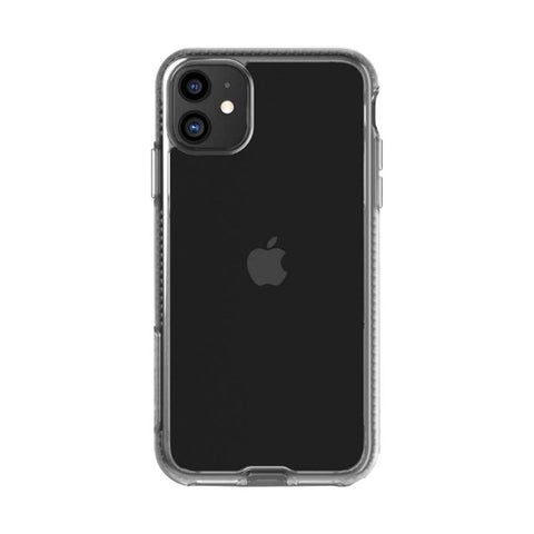 Tech21 Funda Pure Clear para iPhone 11 - Transparente
