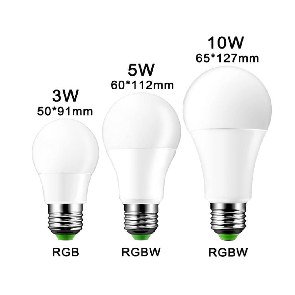 New 5W & 10W Color RGB LED Changing