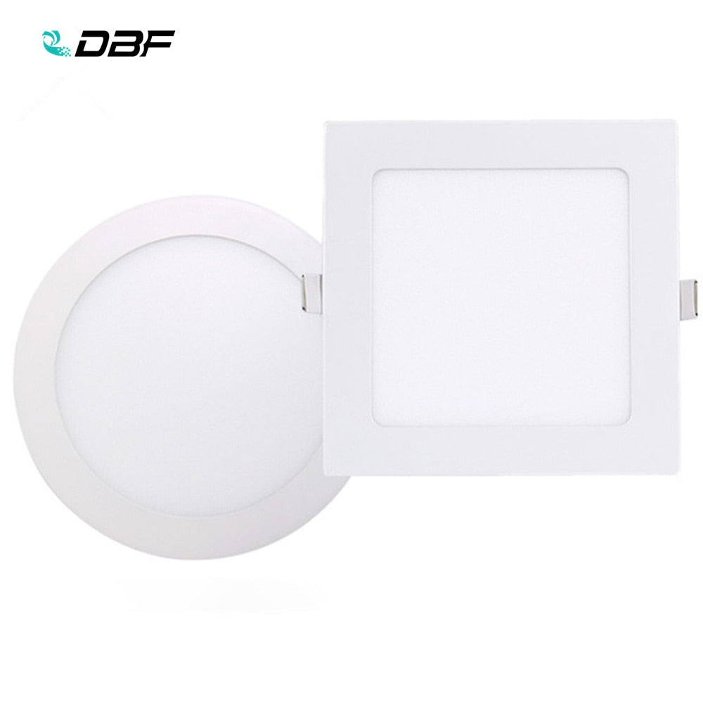 Ultra thin Design Dimmable  LED Ceiling light Downlight