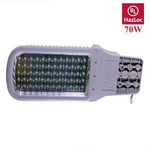 SAA DLC UL certified explosion proof LED street lights 50W 70W class 1 division 2 street led lighting fixture