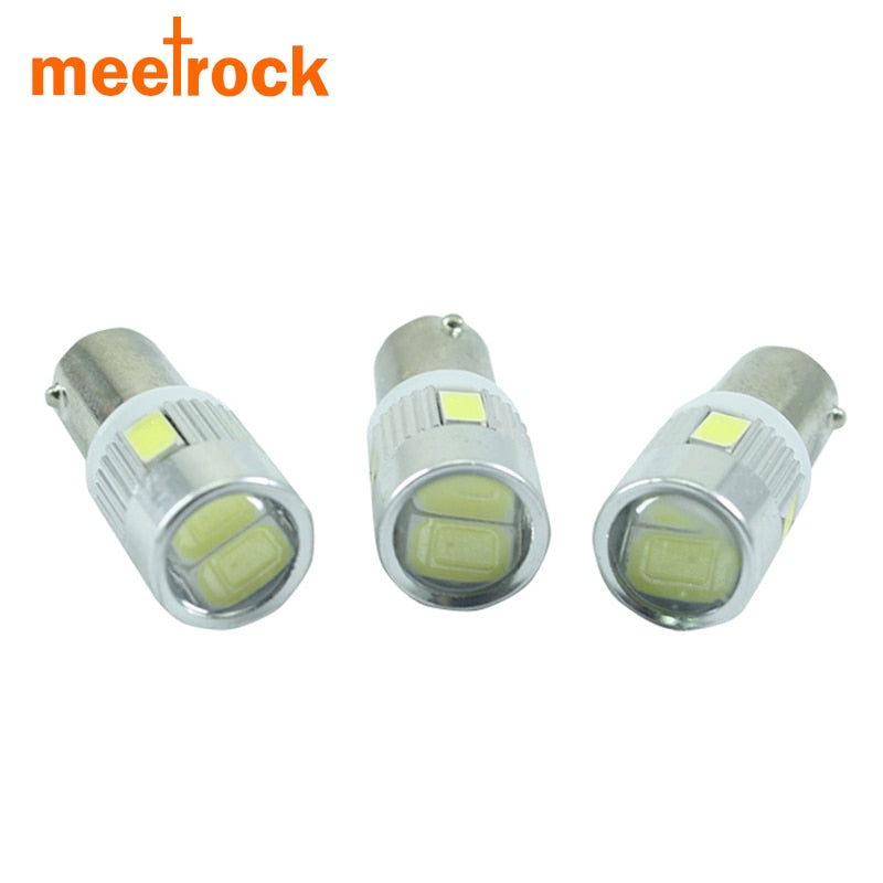 LED bulbs for the interior cab of any vehicle in bright 6000K