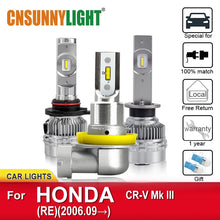Load image into Gallery viewer, LED Bulbs For HONDA CRV From 2006