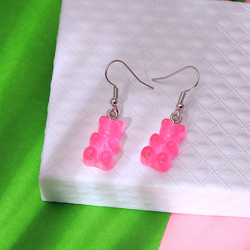Gummy Bear Earrings - OneHavenCo