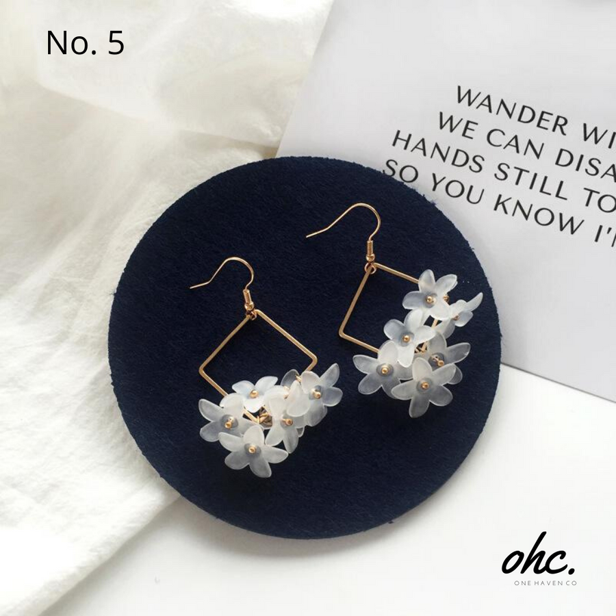 Bohemian Flower Earrings - OneHavenCo