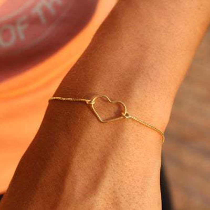 Heart Couple Bracelets - OneHavenCo