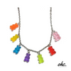 Gummy Bear Steel Necklace - OneHavenCo