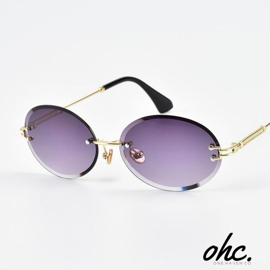 Oval Sunglasses - OneHavenCo