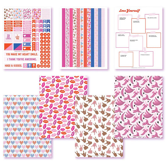 I Am Awesome Planner Printables