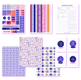 Look To The Stars Planner Printables