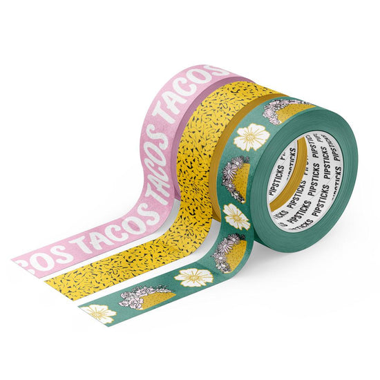 Food Fiesta Washi Collection by Pipsticks