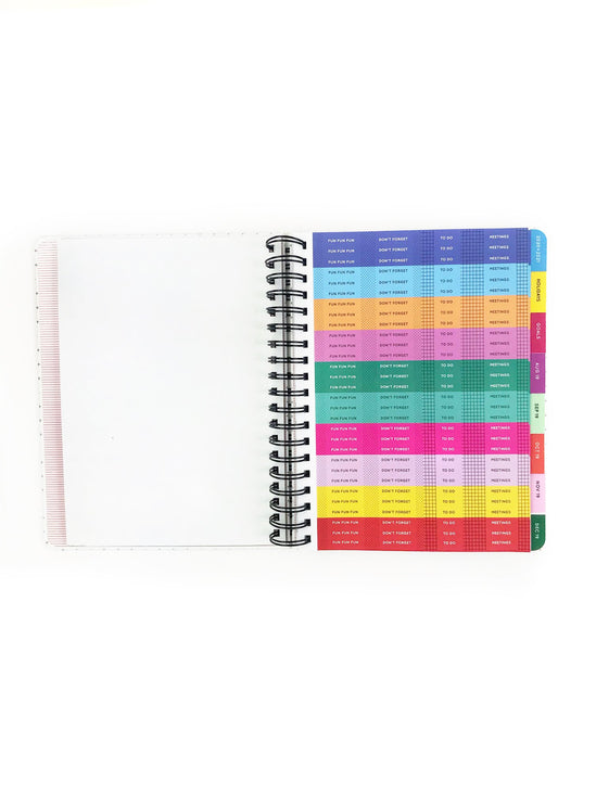 These Are the Days 17-Month 2020 Planner - Large