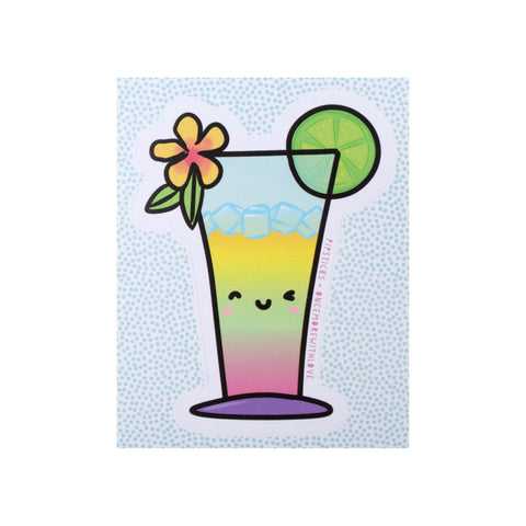 Tropical Drink Vinyl by Once More With Love