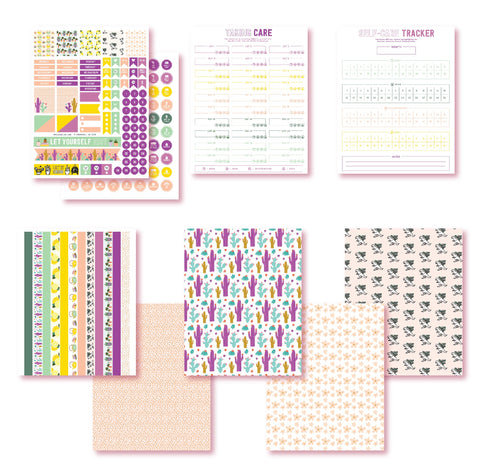 Time For Yourself Planner Printables