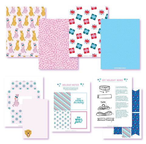 All In The Present-ation Pro Printables
