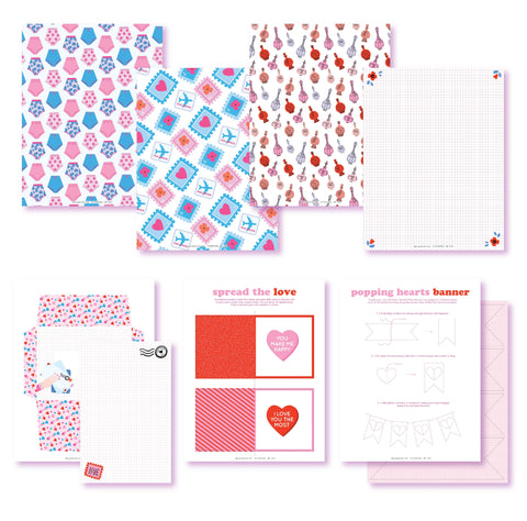 Sent With Love Pro Printables