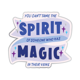 Spirit Magic Vinyl