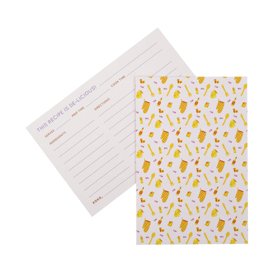 YUM Recipe Card 20 Pack