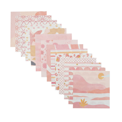 Pink Mulberry Paper Pack