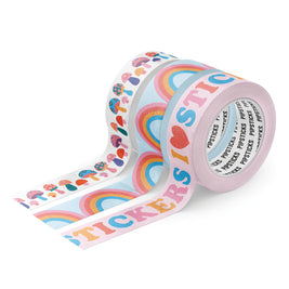 Feeling Happy Washi Collection by Pipsticks