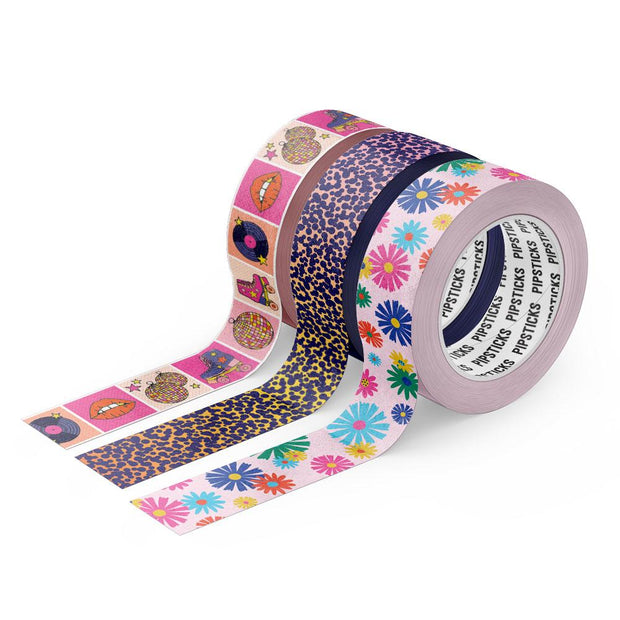 Get Groovy Washi Collection 1