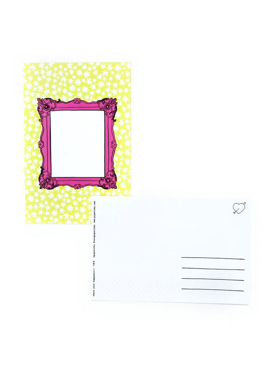 Picture Frame Postcard 20 Pack