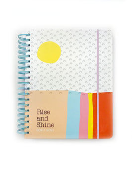 Rise & Shine 17-month 2021 Planner