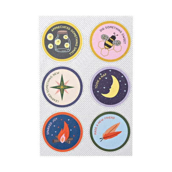 Merit Badges 20 Card Pack